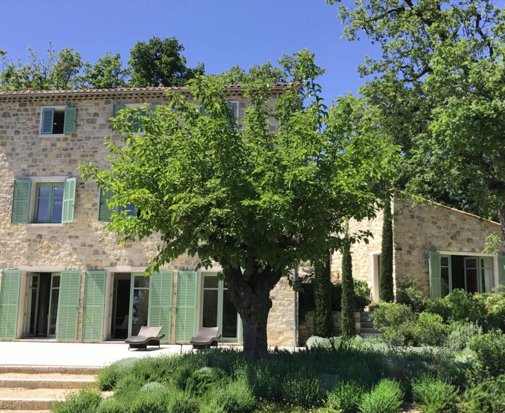 Villa Botanica Grasse